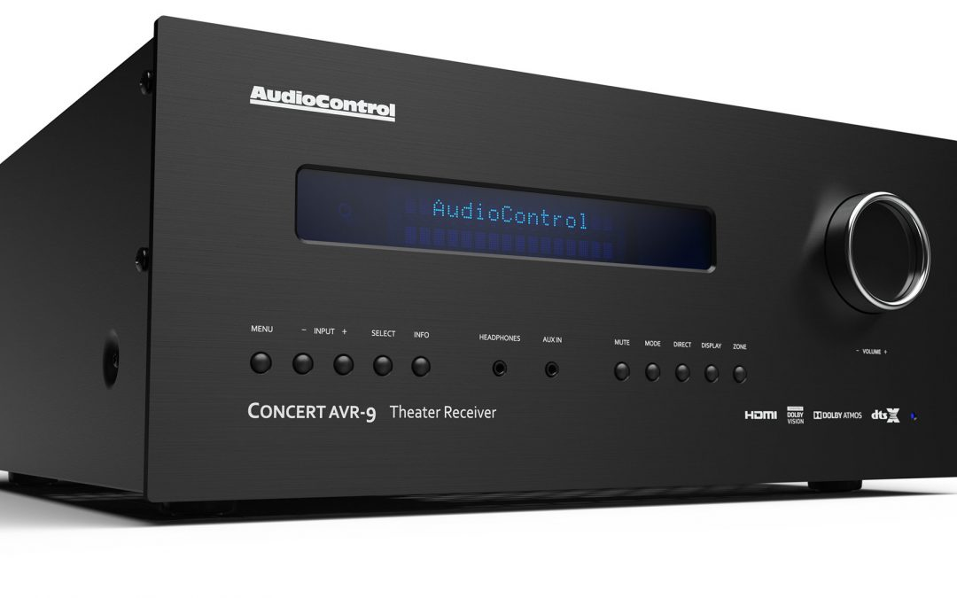 AudioControl offers Dolby Atmos® Concert AVR-7 & AVR-9 Receivers